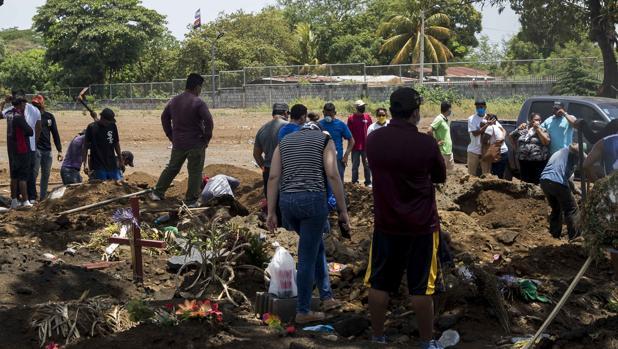 Nicaragua multiplica por diez su número de enfermos por Covid-19 en una semana