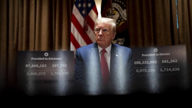 Trump perderá las elecciones por la crisis del coronavirus, según un estudio británico