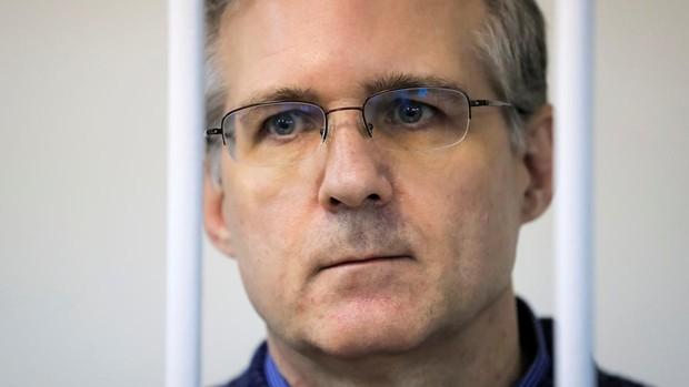 La Fiscalía rusa pide 18 años de prisión por espionaje para un antiguo marine estadounidense