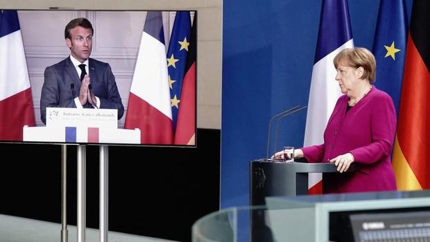 Francia y Alemania piden la reapertura rápida de las fronteras europeas