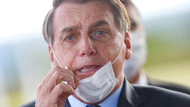 Los principales medios de Brasil dejan de cubrir a Bolsonaro ante los insultos de sus seguidores