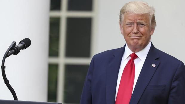 Trump anuncia una respuesta contundente a la injerencia de China en Hong Kong