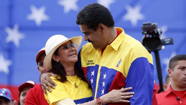 Cilia Flores, ferviente chavista, esposa de Maduro y en la mira de EE.UU. por narcotráfico