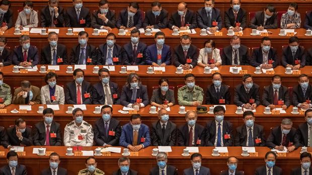 La Asamblea Popular de China impulsa en su clausura la polémica Ley de Seguridad de Hong Kong