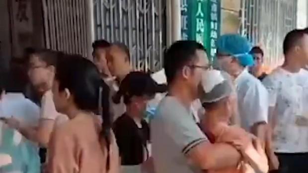 Al menos 39 personas heridas, la mayoría niños, tras un ataque con cuchillo en una guardería en China