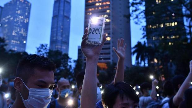 La revuelta de Hong Kong cumple un año amenazada por la ley de seguridad china