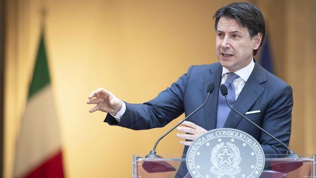 La Justicia de Italia interrogará a Conte y dos ministros por su gestión de la crisis del coronavirus