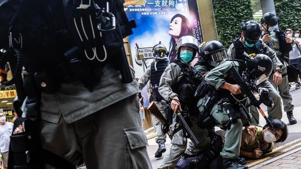 La dura Ley de Seguridad Nacional no aplaca las protestas de Hong Kong