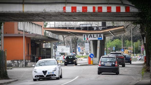 Italia teme un nuevo rebrote y fija una cuarentena para los viajeros que lleguen de fuera de Schengen