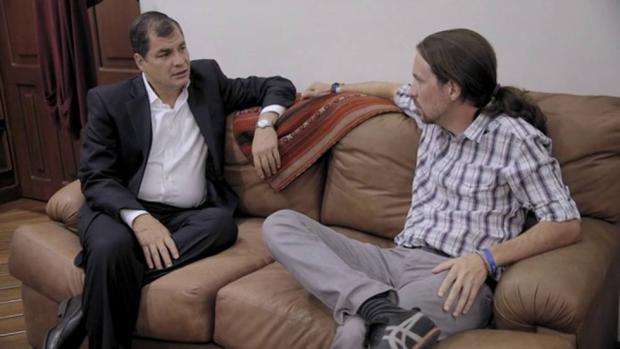 El Gobierno de Moreno «rechaza y deplora» la intervención de Pablo Iglesias en la justicia ecuatoriana