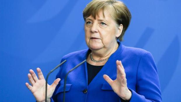 Merkel nacionaliza parcialmente un laboratorio que desarrolla una vacuna para el Covid-19