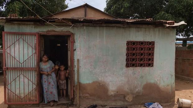 La instauración de la pobreza en Venezuela