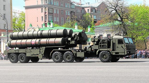 Rusia despliega su sistema antimisiles en Venezuela