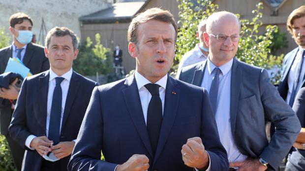 Macron teme estallidos de violencia inquietantes