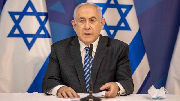 Netanyahu visita a las tropas en una frontera con Líbano en estado de «alerta máxima»