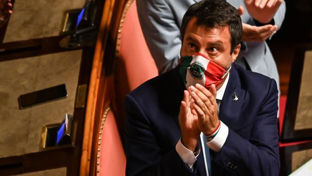 Salvini será procesado por secuestro en el caso del buque español Open Arms