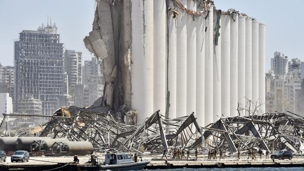 Ascienden a 158 los muertos y a 6.000 los heridos por la explosión de Beirut