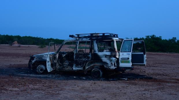 París investiga el asesinato de ocho personas a manos de yihadistas en Níger