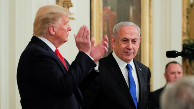 Israel frena la anexión de Cisjordania a cambio de la paz con Emiratos Árabes Unidos