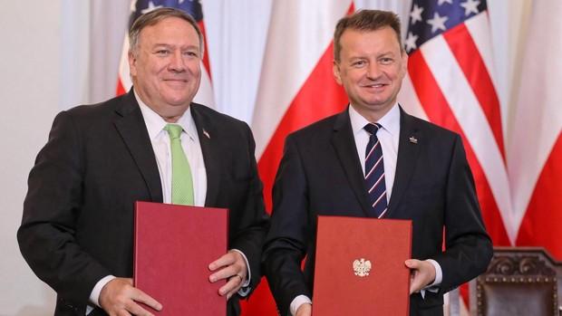 EE.UU. premia a Varsovia desplazando a Polonia a al menos 1.000 de sus soldados en Europa