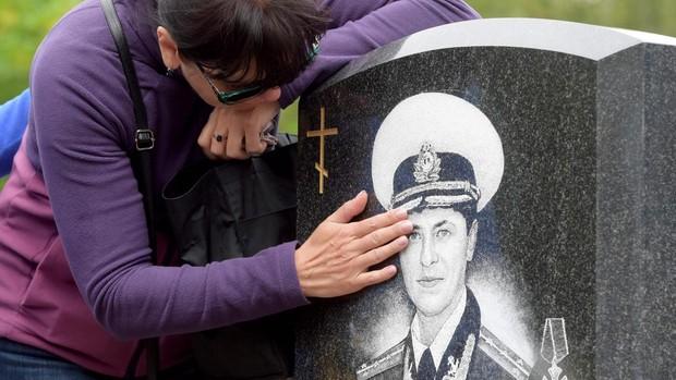 El 20 aniversario de la tragedia del submarino atómico Kursk discurre en Rusia sin pena ni gloria