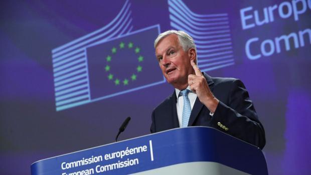 Barnier advierte de que Londres se aleja de un acuerdo