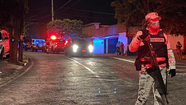 Al menos ocho muertos tras un tiroteo en un funeral en México