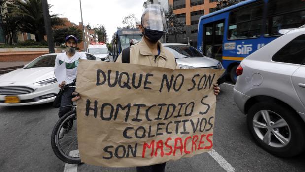 Al menos ocho personas asesinadas en otras dos masacres en Colombia