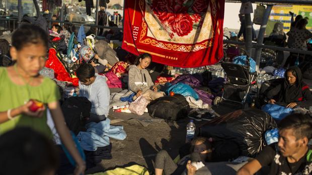 Diez países europeos se comprometen a acoger a 400 menores del campo de Moria