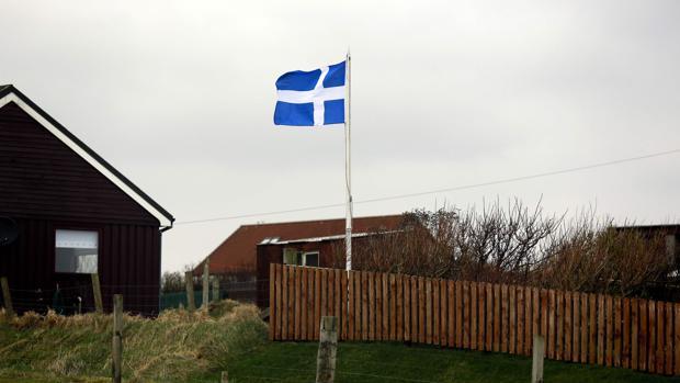 Las islas Shetland quieren la independencia de Escocia
