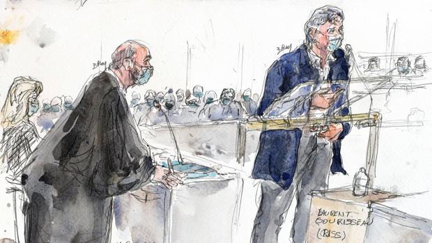 Las familias de las víctimas de «Charlie Hebdo» reviven el dolor con un juicio que se extenderá hasta noviembre