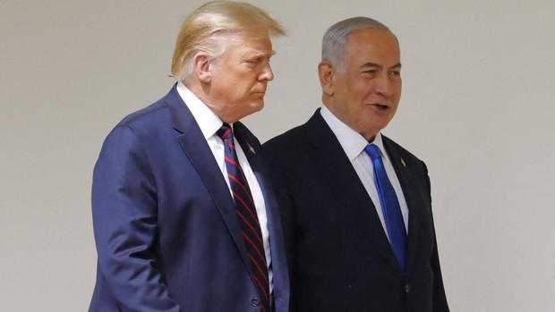 Trump anuncia que otros cinco países se sumarán a los acuerdos de EAU y Baréin con Israel