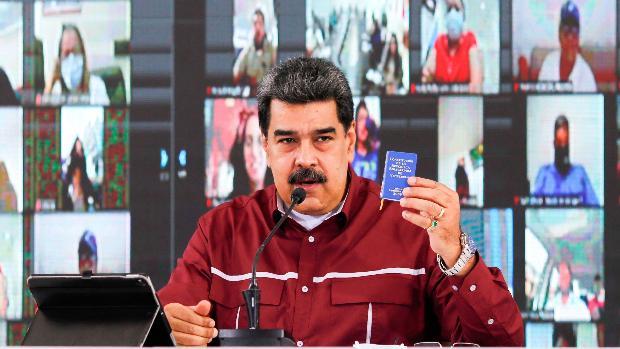 Maduro asegura que es «imposible» retrasar las elecciones legislativas