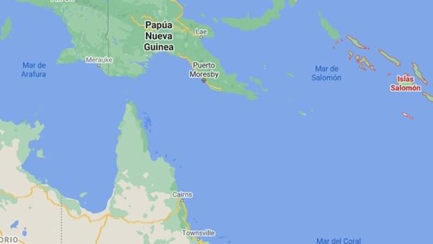 Mueren dos rastreadores tras explotar una bomba de la Segunda Guerra Mundial en las Islas Salomón