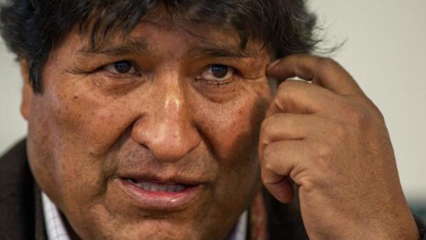 Evo Morales promete vacunas gratis contra el coronavirus si su partido gana las elecciones