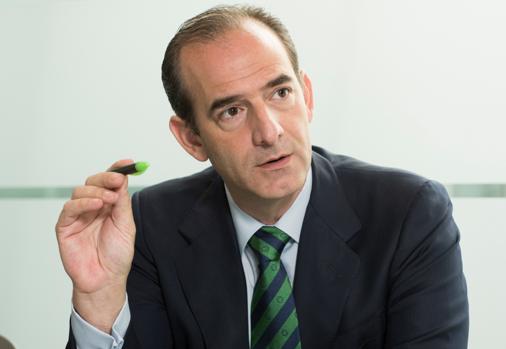 Javier Larrondo, presidente de la ONG Prisoners Defenders