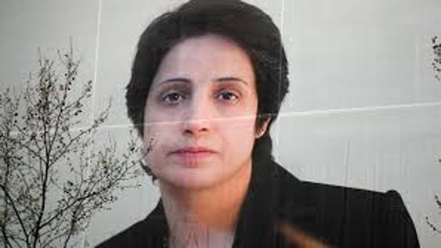 La abogada de DD.HH. iraní, Nasrin Sotude, sufre un paro cardíaco tras 40 días en huelga de hambre