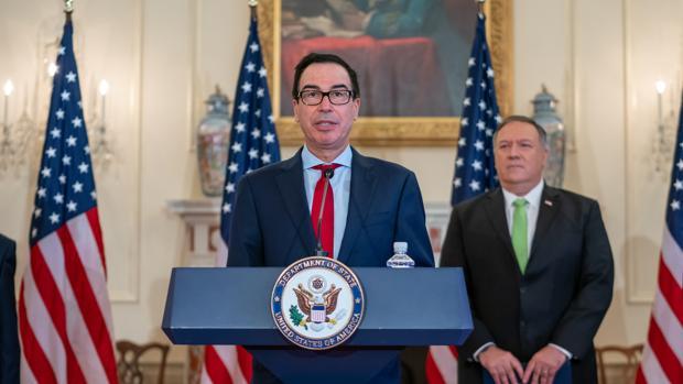 EE.UU. sanciona a supuestos dirigentes opositores vinculados a Maduro