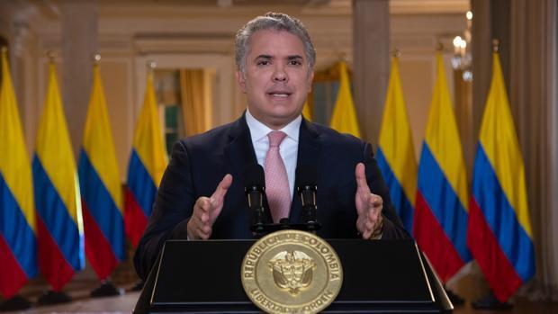 Las disidencias de las FARC acusan a Duque de ganar las elecciones «con el dinero de la cocaína»