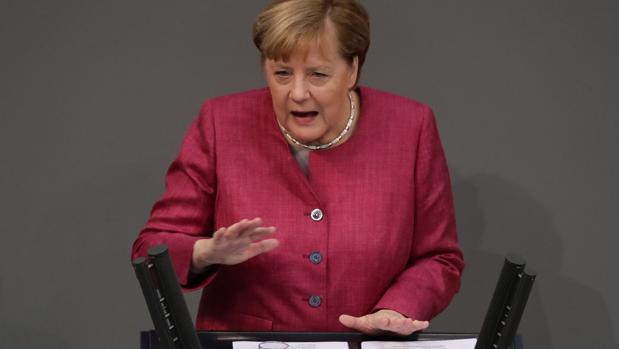 Merkel, sobre el pacto de inmigración: «Supone un pulso para la unidad de Europa»