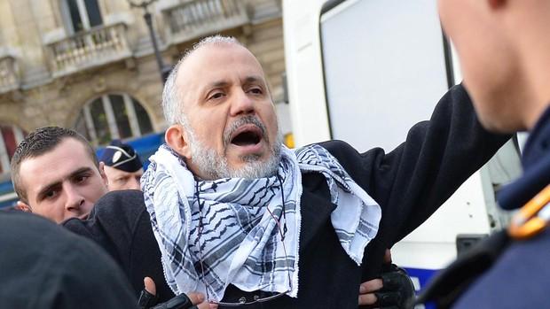 Operación sin precedentes en Francia contra el activismo islamista