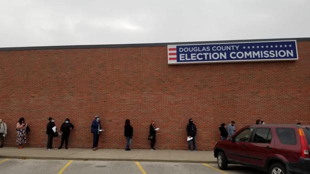 Omaha, la pequeña ciudad de Nebraska que podría decidir las elecciones en EE.UU.