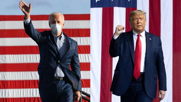 ¿Es posible un empate en las elecciones presidenciales de EE.UU.?