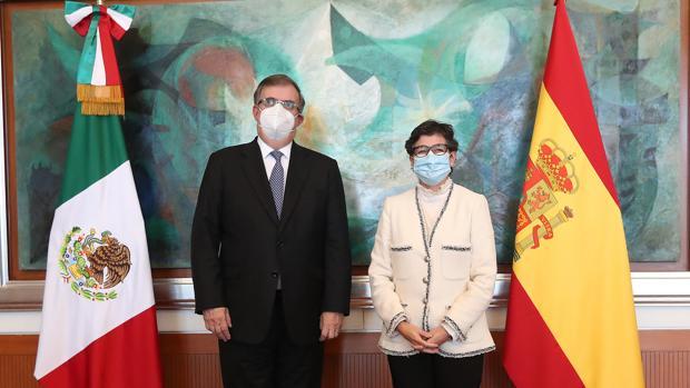 González Laya esquiva las disculpas a México por la conquista de España hace 500 años