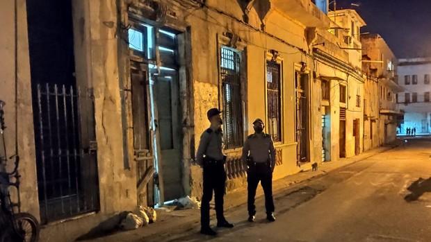 El régimen cubano utiliza el Covid para reprimir la huelga de hambre del Movimiento San Isidro
