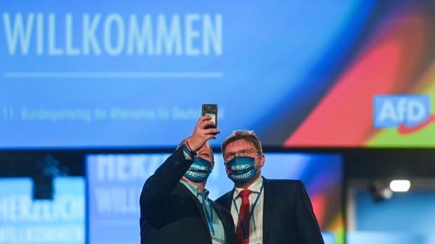 La extrema derecha alemana pide una renta mínima vital de 500 euros