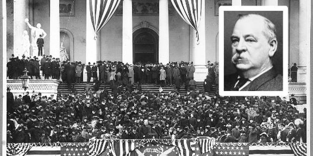 Grover Cleveland, el ejemplo que puede seguir Trump en 2024 para volver a la Casa Blanca