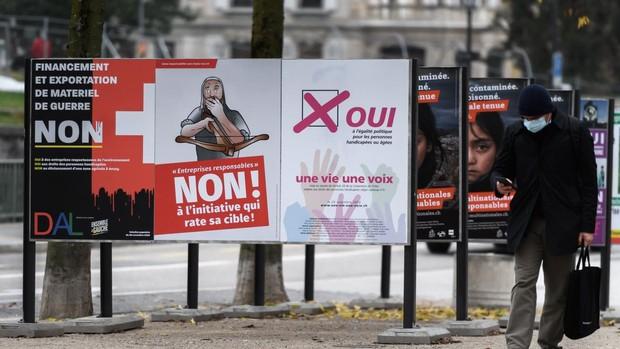 Suiza rechaza exigir a las empresas mayor transparencia en materia de derechos humanos