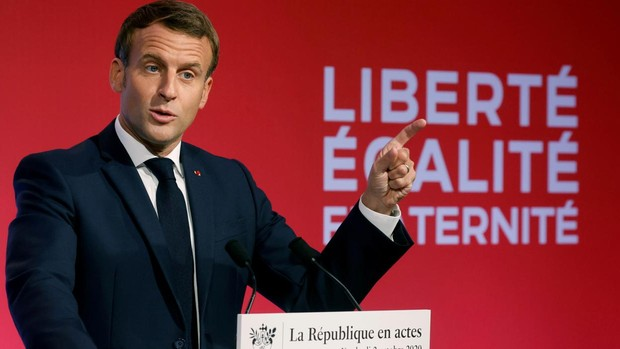 El Gobierno francés presenta su proyecto de Ley contra el secesionismo, la hidra y la gangrena islamista
