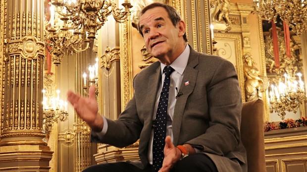 Andrés Allamand: «Chile supo canalizar el estallido social con una respuesta democrática e institucional»